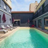 Kyriad Marseille Blancarde - Timone, hotel in Blancarde, Marseille