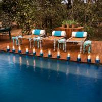 Baghvan Pench National Park - A Taj Safari Lodge, hotel en Behrai