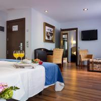 Hotel 40 Nudos, hotel in Avilés