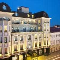 DoubleTree by Hilton Kazan City Center, hotel in Kazan