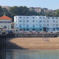 The White Rock Hotel, hotel in Hastings