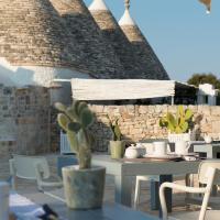 Nina Trulli Resort, hotell i Selva di Fasano