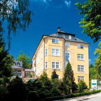 Parkhotel Helene, hotel in Bad Elster