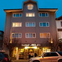 Hotel Milan, hotel in San Carlos de Bariloche