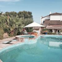 Vintage Villa with Private Pool in Grimaud