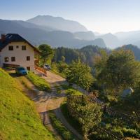 Turistična kmetija Perk, hotel in Solčava