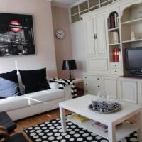 Apartment Plaza Lesseps - Parc Guell