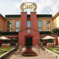 Grand Hotel Del Parco - Bergamo Airport, hotel in Stezzano