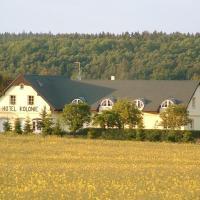 Hotel Kolonie, hôtel à Křivoklát
