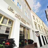 APLEND CITY Hotel Perugia, hôtel à Bratislava