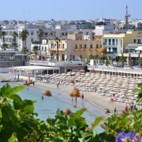 Hotel Miramare, hotel in Otranto