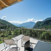 Terrazze sul Garda, Hotel in Tenno