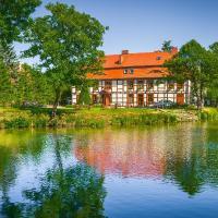 Gościniec Zamkowy – hotel w mieście Darłowo