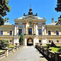 Chateau Svetla nad Sazavou, отель в городе Светла-над-Сазавоу