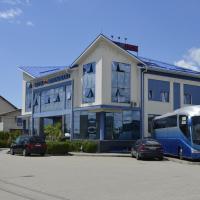 Hotel Don, hotel din Bistriţa