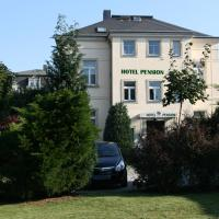 Hotel Pension Kaden, Hotel in der Nähe vom Flughafen Dresden - DRS, Dresden