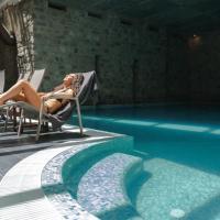 Hotel Helvetia Thermal Spa, hotell i Porretta Terme
