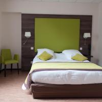 Hotel du Parc-Restaurant - Le Rouget de Lisle, hotel in Lons-le-Saunier