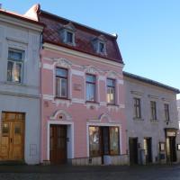 Apartman Pod Kostelem, hôtel à Polná