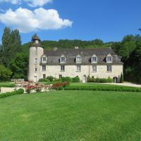 Château de Gaubert, hôtel à Terrasson