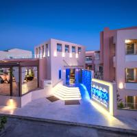 Omiros Boutique Hotel (Adults Only), hotel in Rethymno Town