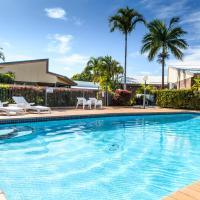 Smart Motels Bert Hinkler, hotel in Bundaberg