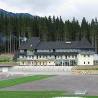 Hotel Center Pokljuka, hotel v Goreljku