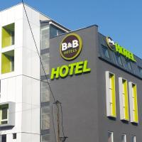 B&B Hôtel Paris Est Bobigny Université, hotel in Bobigny