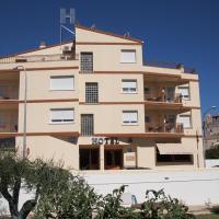 Hostal El Castell, hotel en Calafell