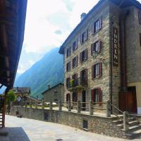 Indren Hus, hotell i Alagna Valsesia