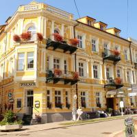 LD Palace, hotel v destinaci Františkovy Lázně