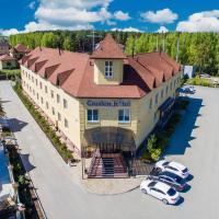 Garden Hotel, hotel in Tyumen