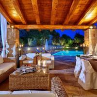 Villa Malvazia, ξενοδοχείο σε Κάτω Καλέσια