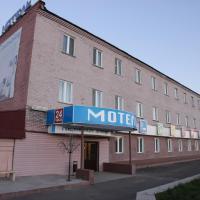 Motel Narodny, hotel in Glazov
