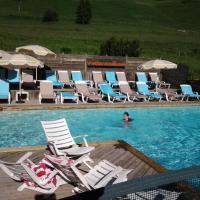 Le Souleil'Or, hôtel à Les Deux Alpes