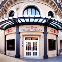 Hotel Pilar Plaza, hotel en Zaragoza