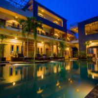 Indra Porak Residence Hotel, hotel in Siem Reap