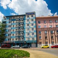 Hotel Trend, hotel v Plzni