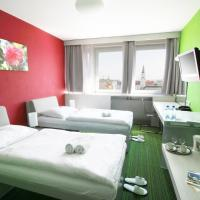 Hotel Koruna, hotel v destinaci Opava