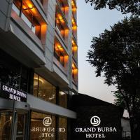 Grand Bursa Hotel, отель в Бурсе
