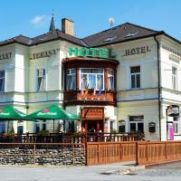 Hotel Terasa, hotel v destinaci Vimperk
