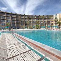 Daytona Beach Hawaiian Inn, hotel in Daytona Beach