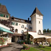Hotel Schloss Ragaz, hotel in Bad Ragaz