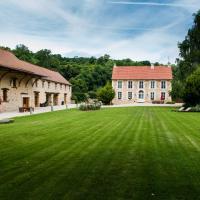 Domaine de la Pommeraye & Spa、La Pommerayeのホテル