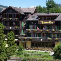Hotel Edelweiss, отель в Венгене