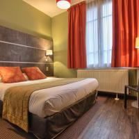 Timhotel Boulogne Rives de Seine, viešbutis mieste Bulonė-Bijankūras
