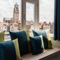 Hotel Portinari, hotel in Brugge