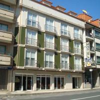 Hotel Plaza, hotel en Portonovo