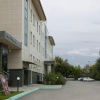 Отель 55 Широта