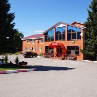 Hotel Elit, отель в городе Богородицк